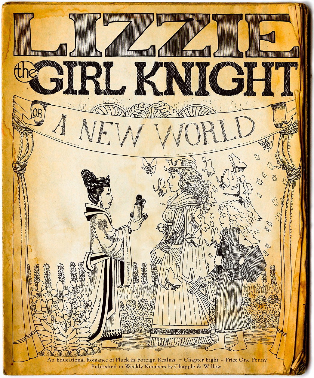 Lizzie, Chapter Eight Cover